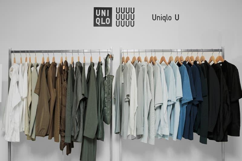 Christophe Lemaire Uniqlo U 2017 Spring Summer Lookbook