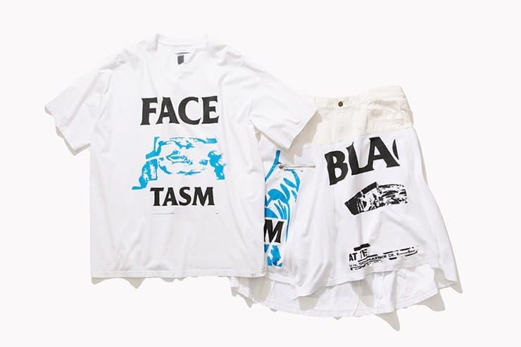 Closer Look FACETASM 2017 Spring Summer Collection
