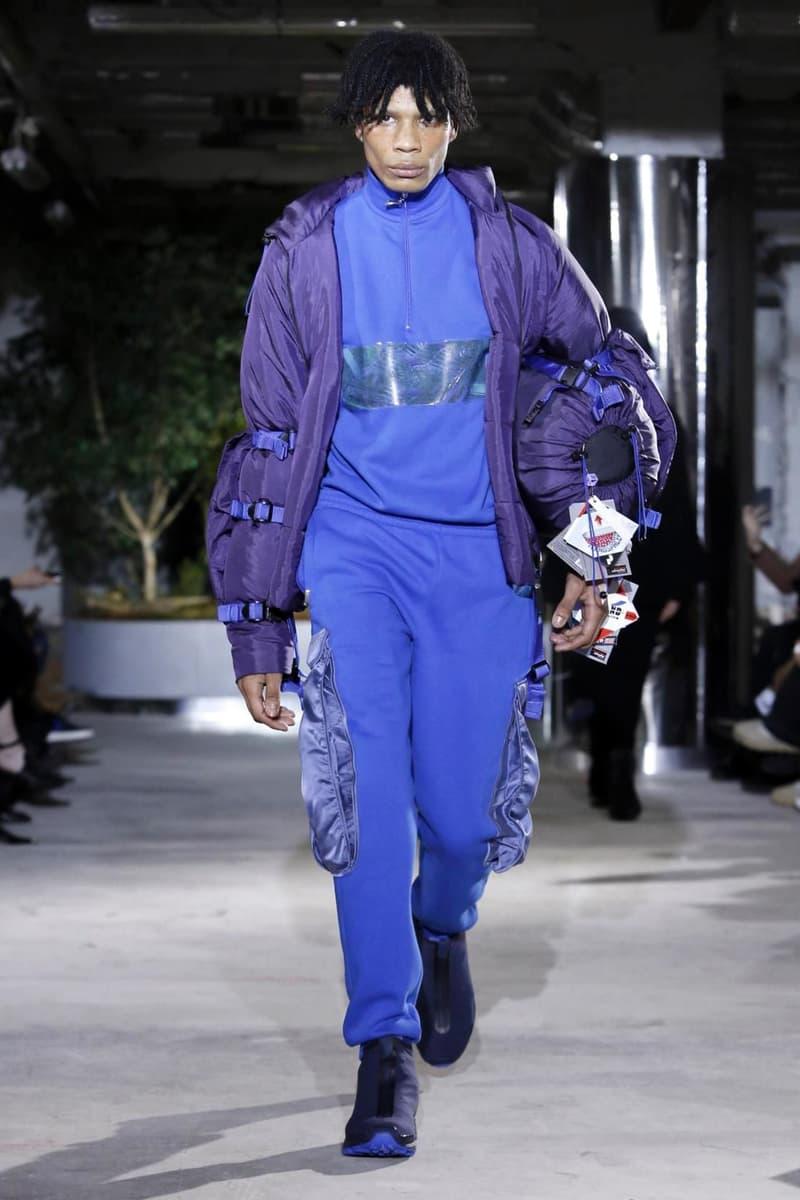 Cottweiler 2017 Fall Winter Collection Runway Show London Fashion Week Men's