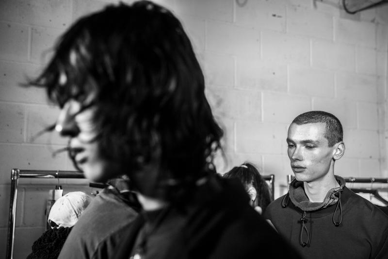 Cottweiler Fall/Winter 2017 Backstage