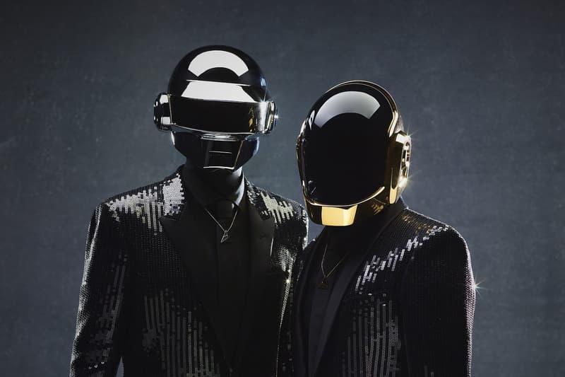 Daft Punk 2017 Grammys