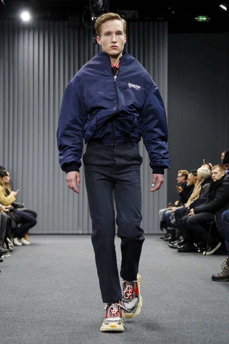 2017 Fall Winter Menswear Collection