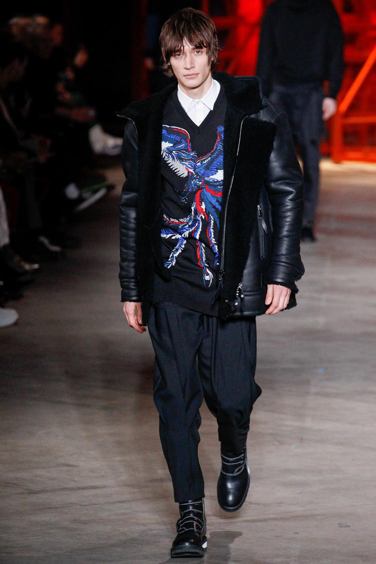 Diesel Black Gold 2017 Fall/Winter Collection