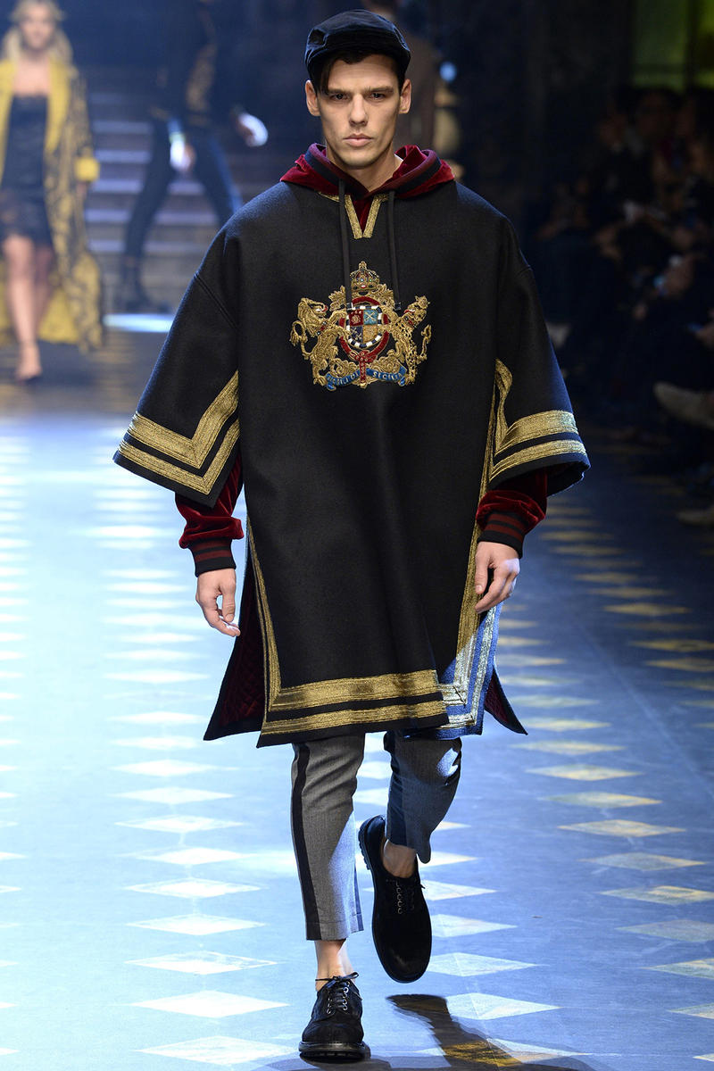 Dolce & Gabbana 2017 Fall Winter Collection