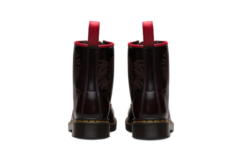 Dr. Martens 1460 8-Eye Boot Year of the Rooster