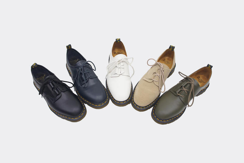 Engineered Garments Dr Doc Martens 1461