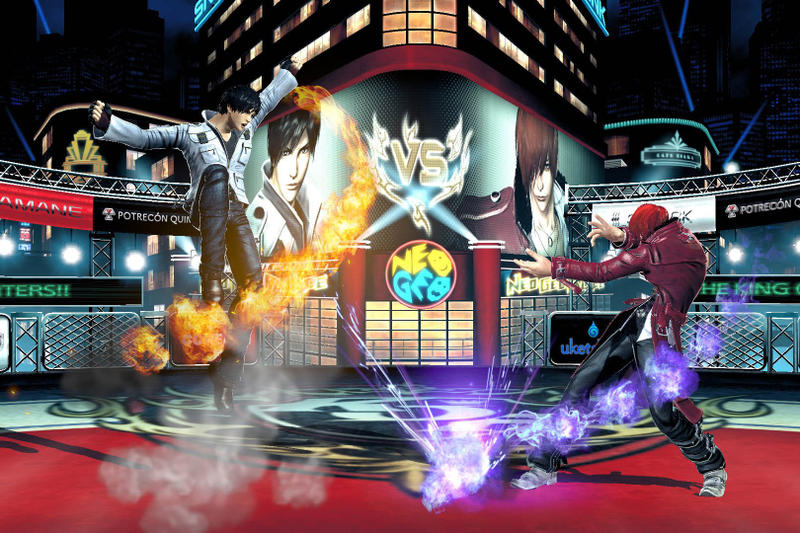 Evo 2017 King of Fighters Tekken Street Fighter