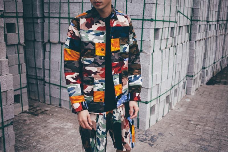 Exclusive Juice LA Pop Up Location CLOT New Age Ethnic 2017 Spring Summer Kaws Companion