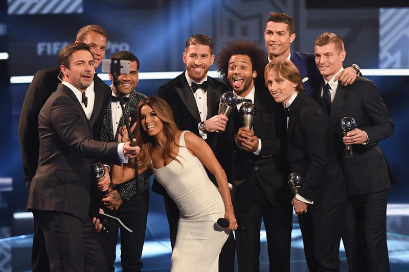 FIFA Names the FIFPro World11 of 2016 Football Soccer