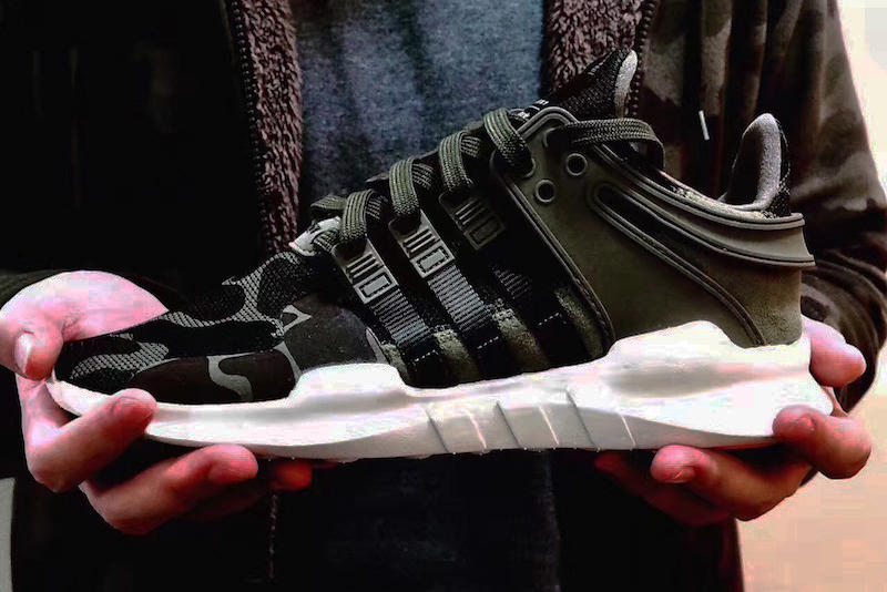 First Look adidas EQT Support ADV Camo Pack