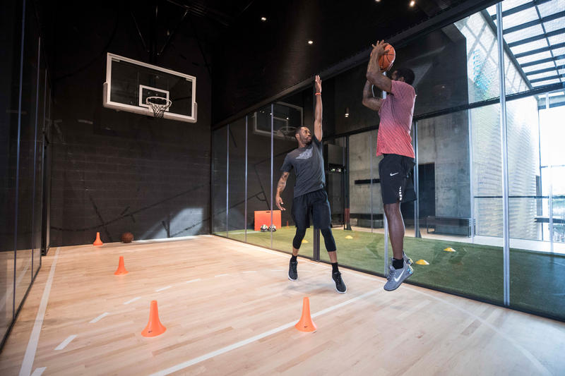 First Look Nike Miami Location