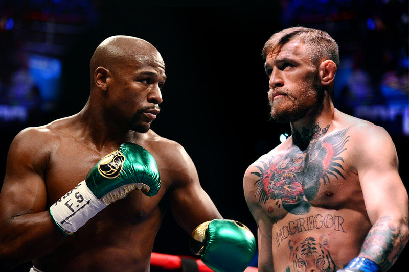 Floyd Mayweather Offers New Terms and $15 Million USD to Fight Conor McGregor UFC Boxing