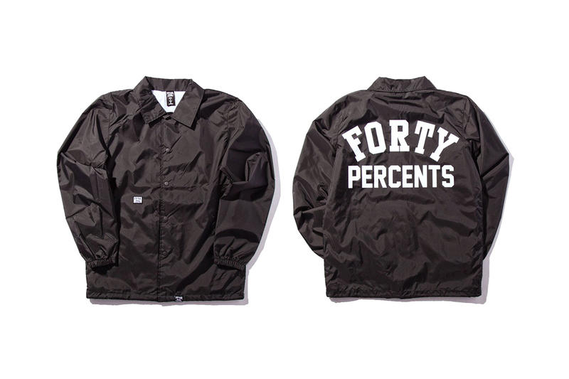 FORTY PERCENTS AGAINST RIGHTS FPAR T-shirt Coach Jacket Beanie Cap Hat