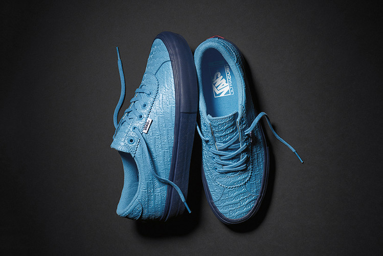 72be2bc989 Fucking Awesome   Vans Unveil Their Epoch Pro  94 Collaboration