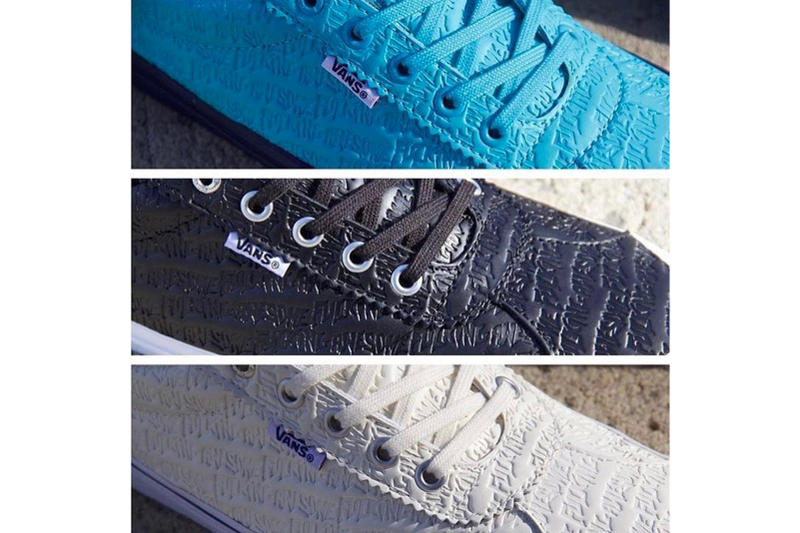 Fucking Awesome x Vans Collaboration
