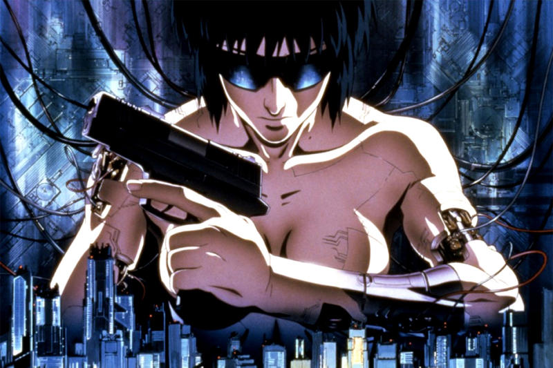 Ghost in the Shell Return Theaters February 2017
