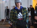 A Front Row Look at Gosha Rubchinskiy's 2017 Fall/Winter Runway Show