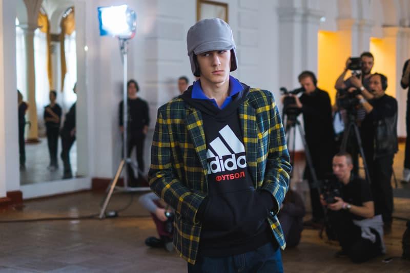Gosha Rubchinskiy adidas Football 2017 Fall Winter