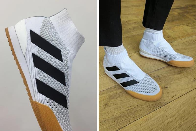 newest collection a95a2 cee76 Gosha Rubchinskiy x adidas Football ACE 16+ SUPER Up Close ...