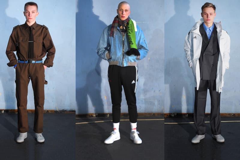 Gosha Rubchinskiy adidas Football
