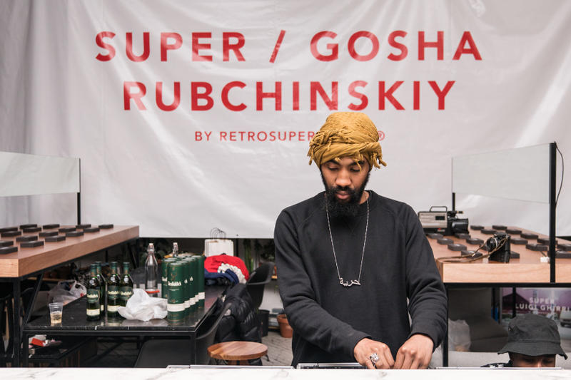 Gosha Rubchinskiy SUPER by RETROSUPERFUTURE