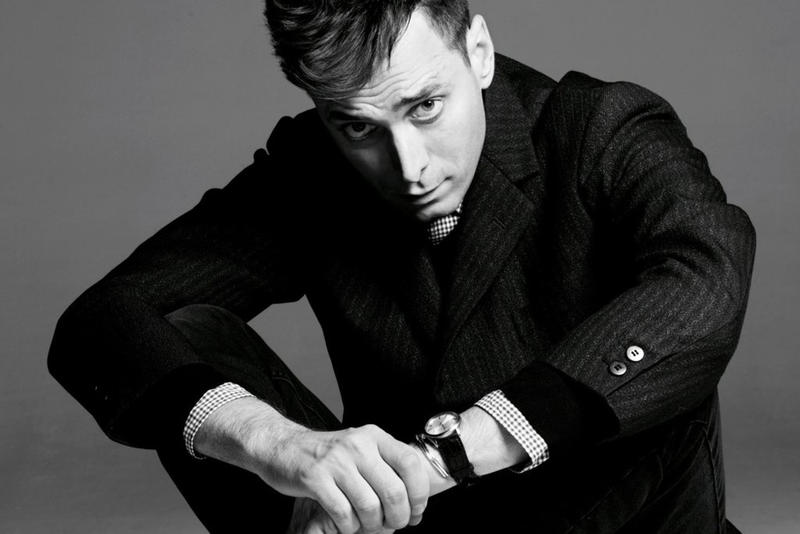 Hedi Slimane Turns to Photography Full Time Interview