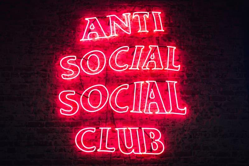 ASSC RSVP Gallery Anti Social Social Club