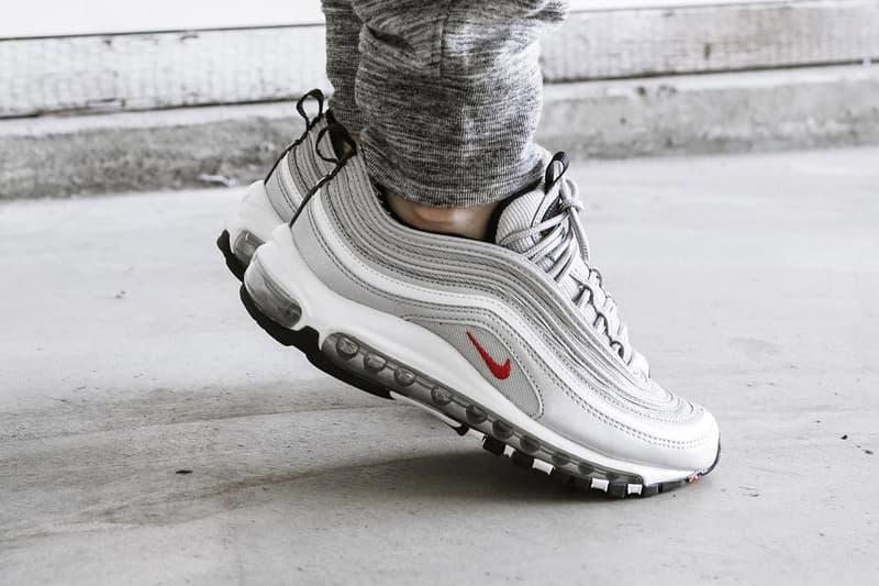 HYPEFEET Nike Air Max 97 silver