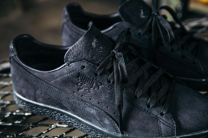 sale retailer cd3ac f9459 EN NOIR x PUMA Collaboration Closer Look | HYPEBEAST
