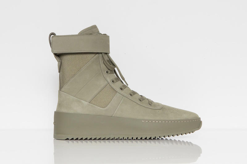Jerry Lorenzo Fear of God Military Sneaker Restock