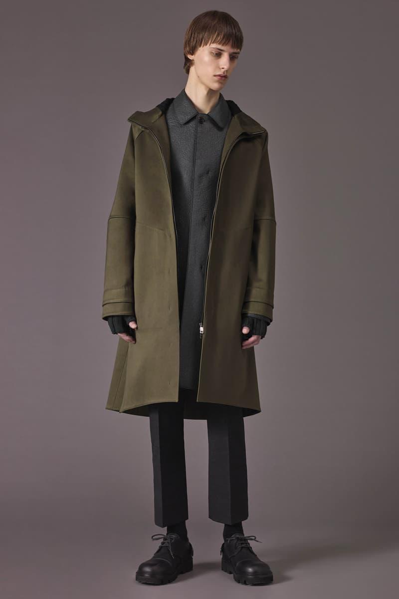 Jil Sander Men's 2017 Fall/Winter Collection