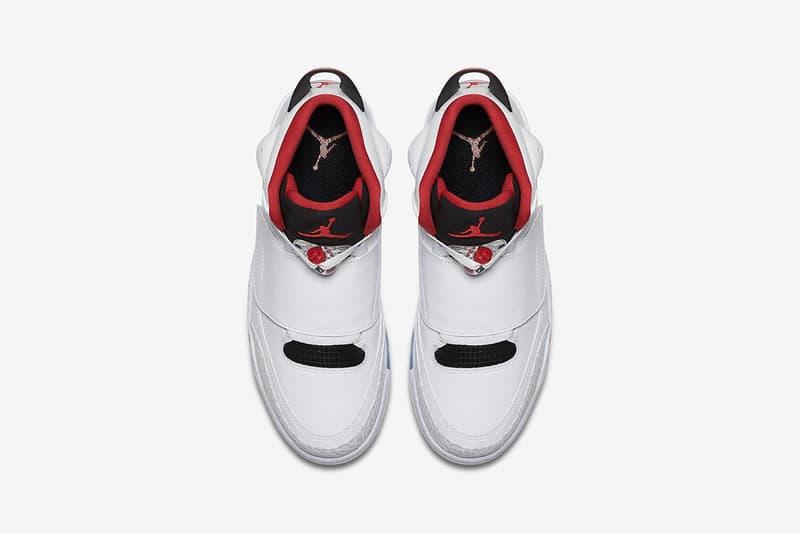 Jordan Fire Red Son of Mars Release