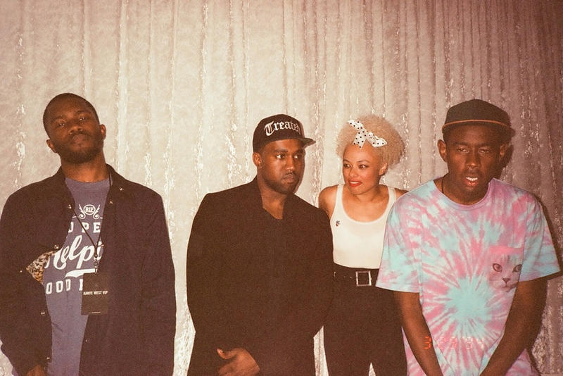 Kanye West Smuckers Tyler the Creator Cherry Bomb Documentary