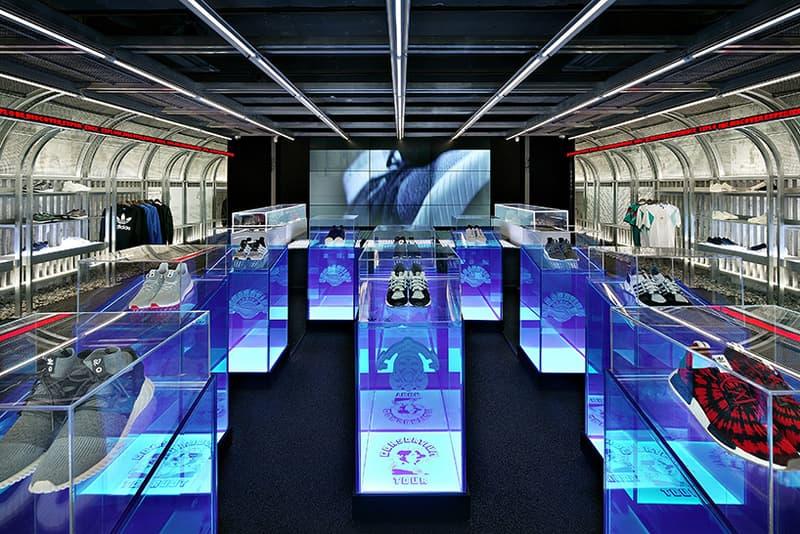 Kasina adidas Concept Store South Korea