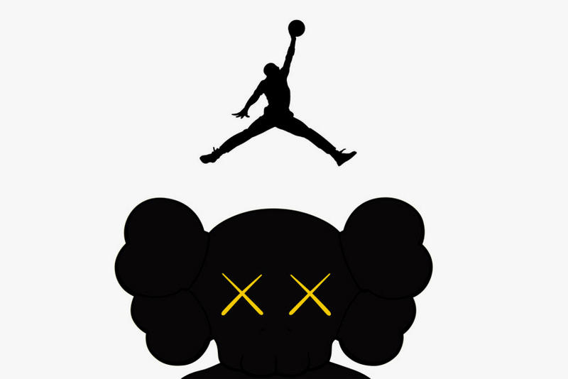 A KAWS x Air Jordan 4 Collaboration Is on Its Way Sneakers Brian Donnelly Swoosh