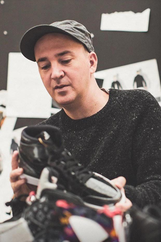 KAWS x Air Jordan Collaboration, a Behind the Scenes Look Sneakers