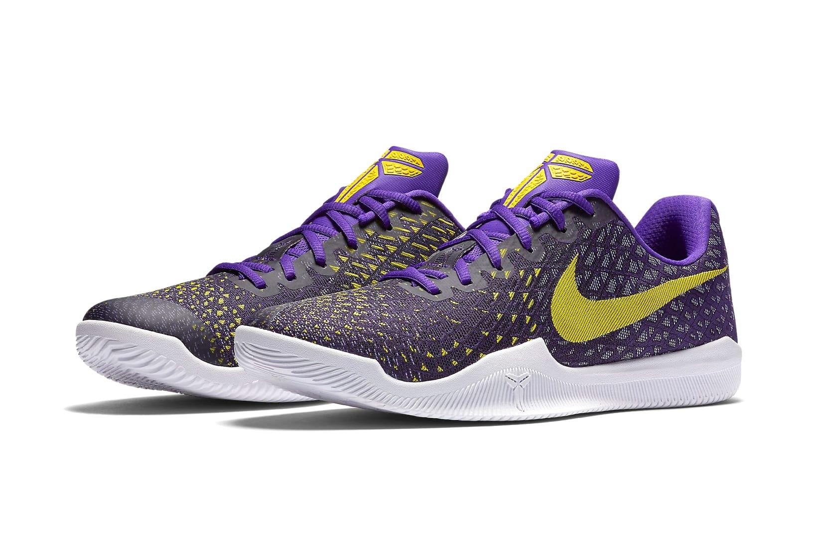 Kobe Bryant Nike Mamba Instinct | HYPEBEAST
