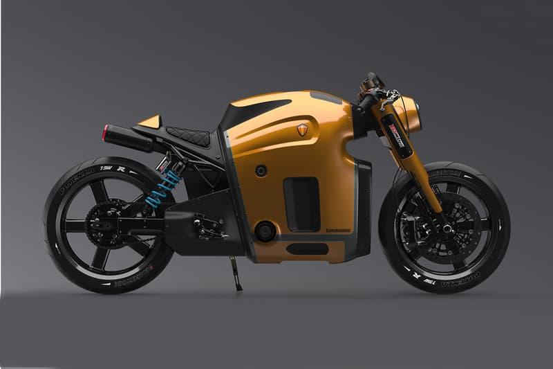 Maksim Burov Koenigsegg Motorcycle Concept