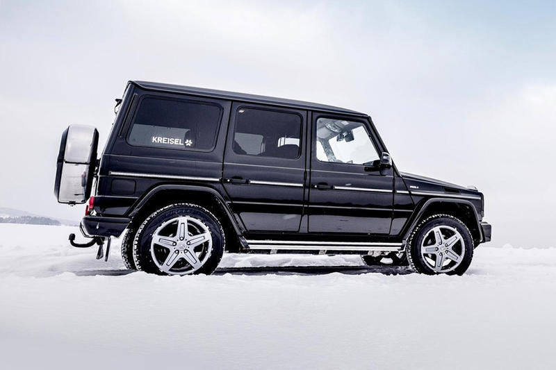Kreisel All-Electric Mercedes-Benz G-Class