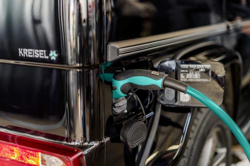 Kreisel All-Electric Mercedes-Benz G-Class