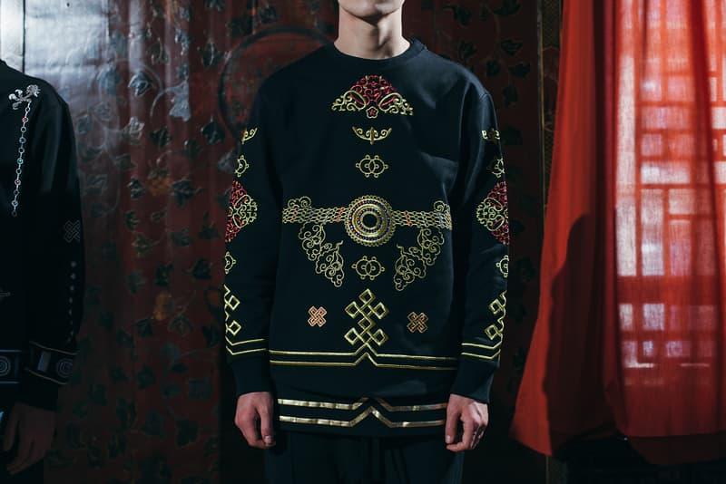 Les Benjamins 2017 Fall Winter Collection Paris Fashion Week Mens