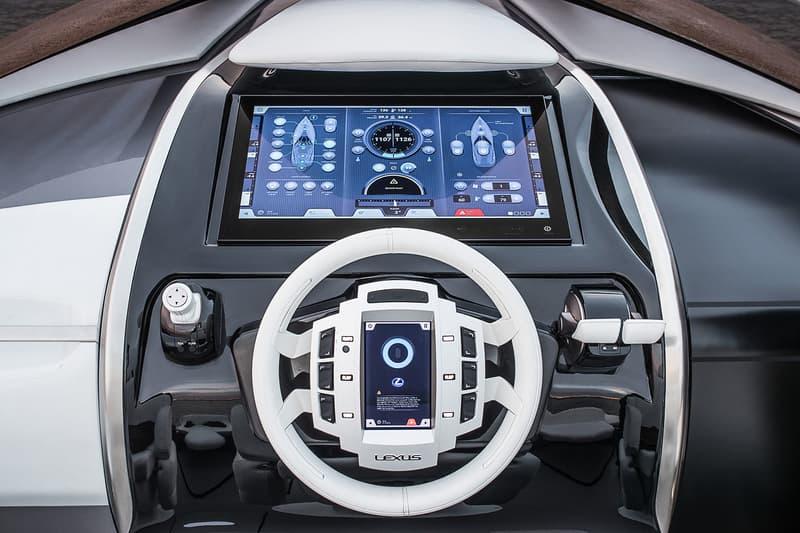 Lexus Yacht Concept LS Sedan