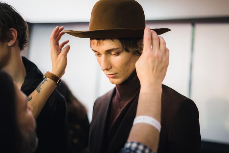 Mihara Yasuhiro London Fashion Week Men's 2017 Fall/Winter