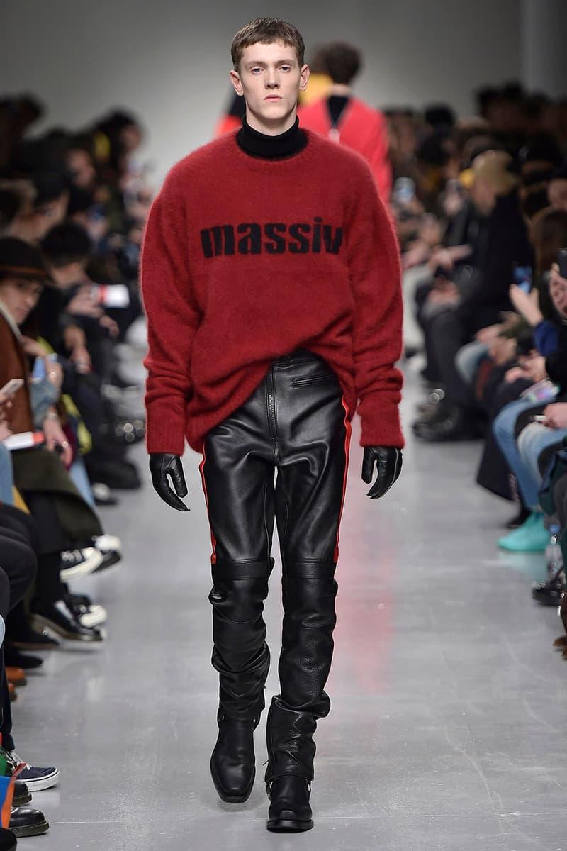 London Fashion Week Men's Day Four Roundup Qasimi Michiko Koshino John Lawrence Sullivan