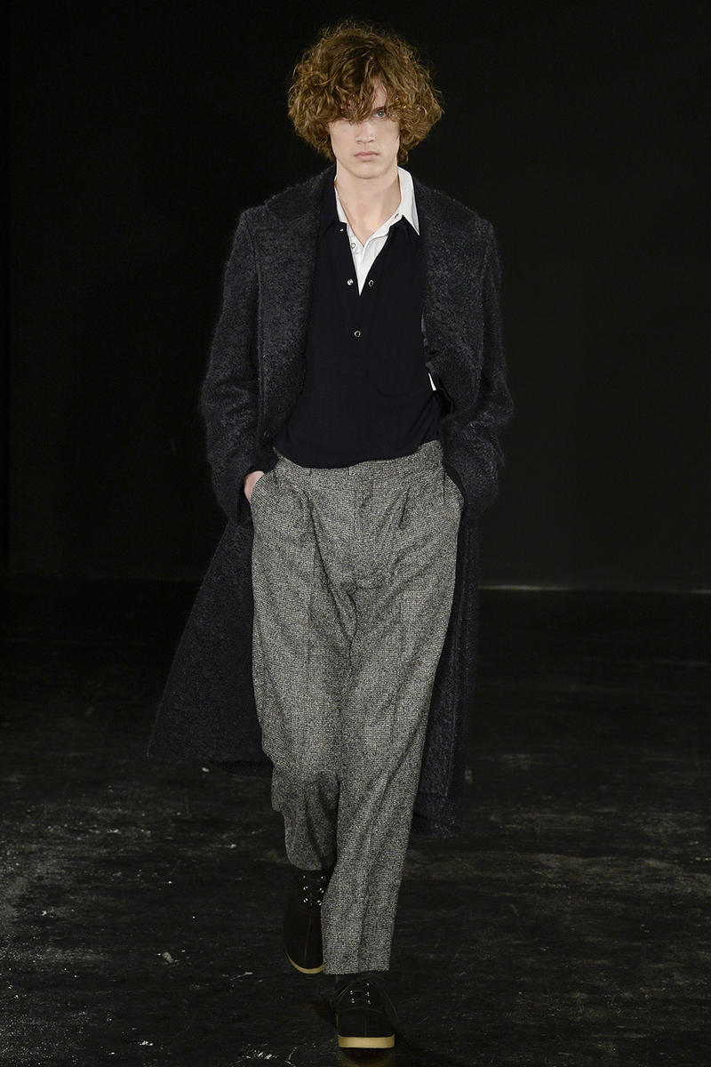 London Fashion Week Men's Day Two Roundup