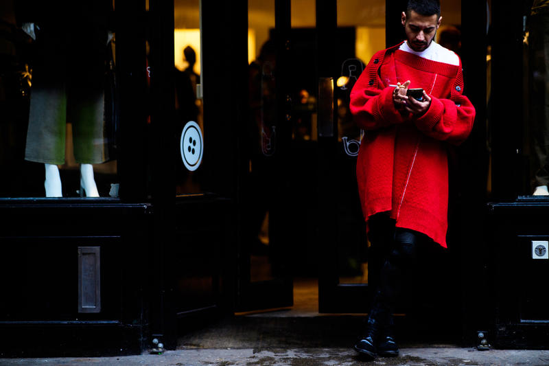 London Fashion Week Men's Day 2