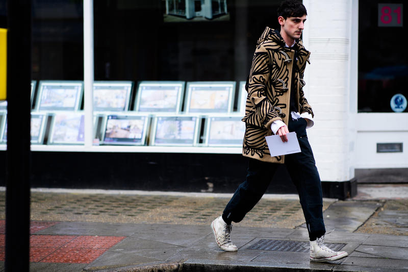 London Fashion Week Men's Day 3