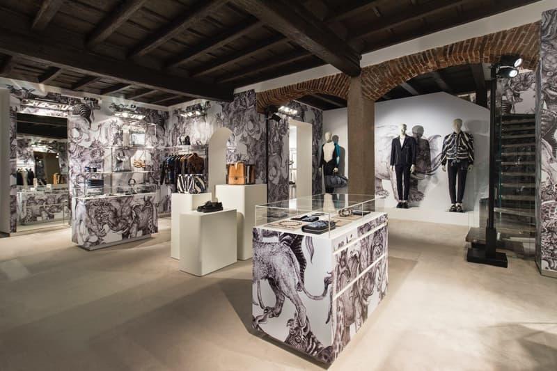 Louis Vuitton Mens Pop Up Shop Milan Brera District