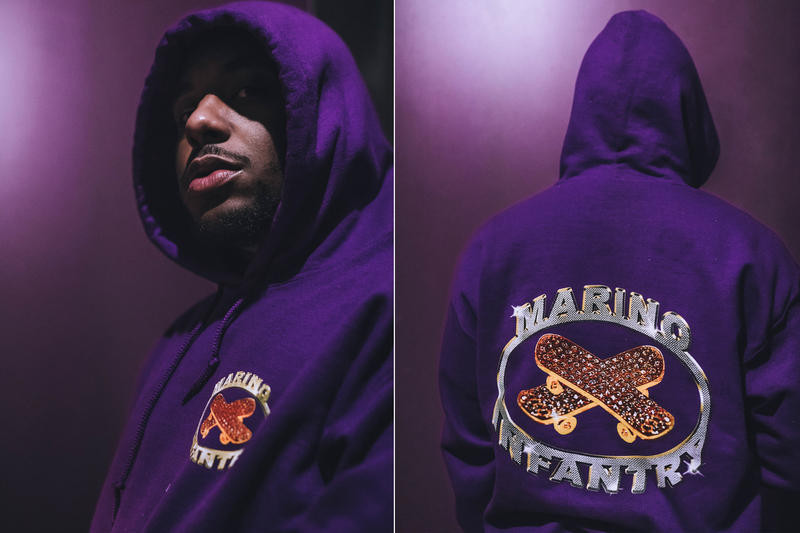 Marino Infantry Lookbook Latest Drop