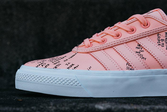 the latest 2bfe1 2a930 ... Mark Gonzales Adidas Adi-Ease Coral ...